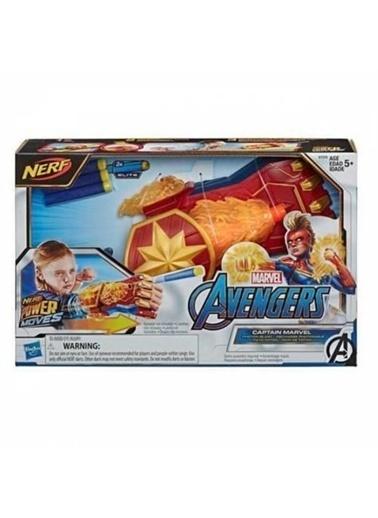 Hasbro Marvel Avengers Power Moves Captain Marvel Renkli
